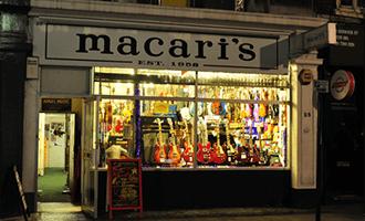 Macari's Music Store