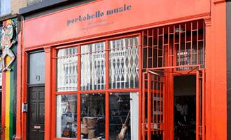 Portobello Music Store