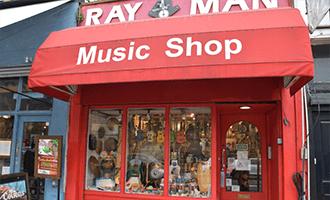 Ray Man Music Shop