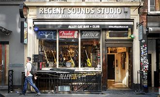 Regent Sounds Music Store